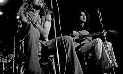 Led Zeppelin widescreen wallpapers