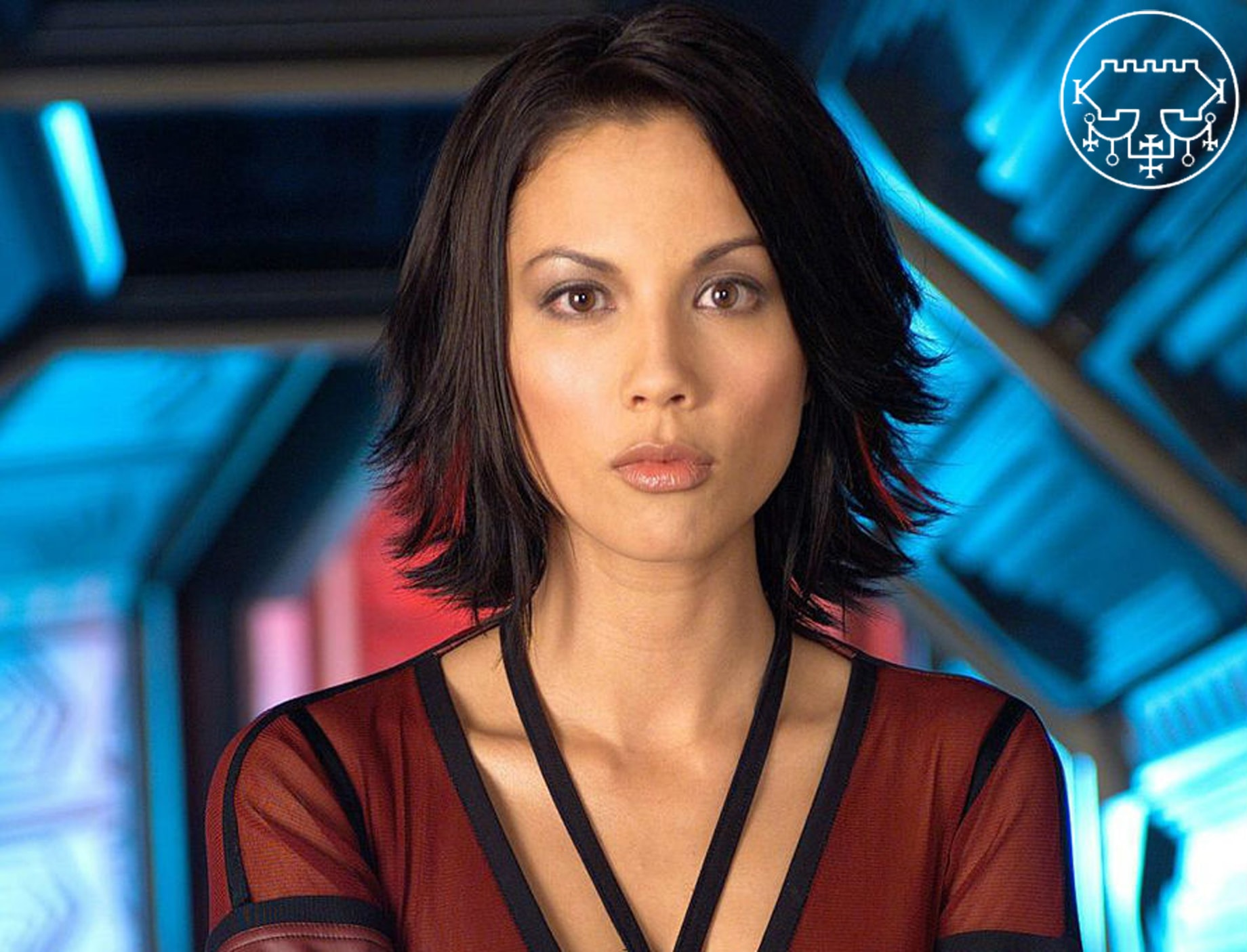 Lexa Doig widescreen wallpapers