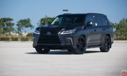 Lexus LX 570 FL widescreen wallpapers
