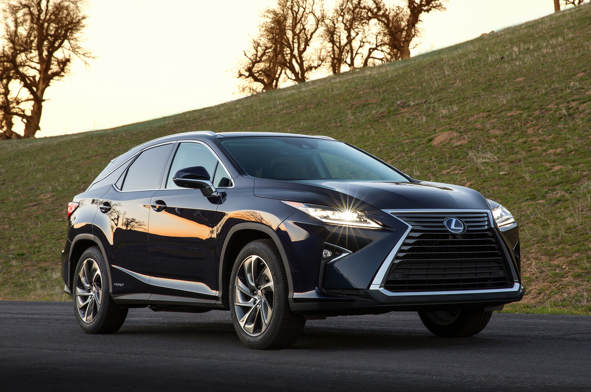 Lexus RX 4 widescreen wallpapers