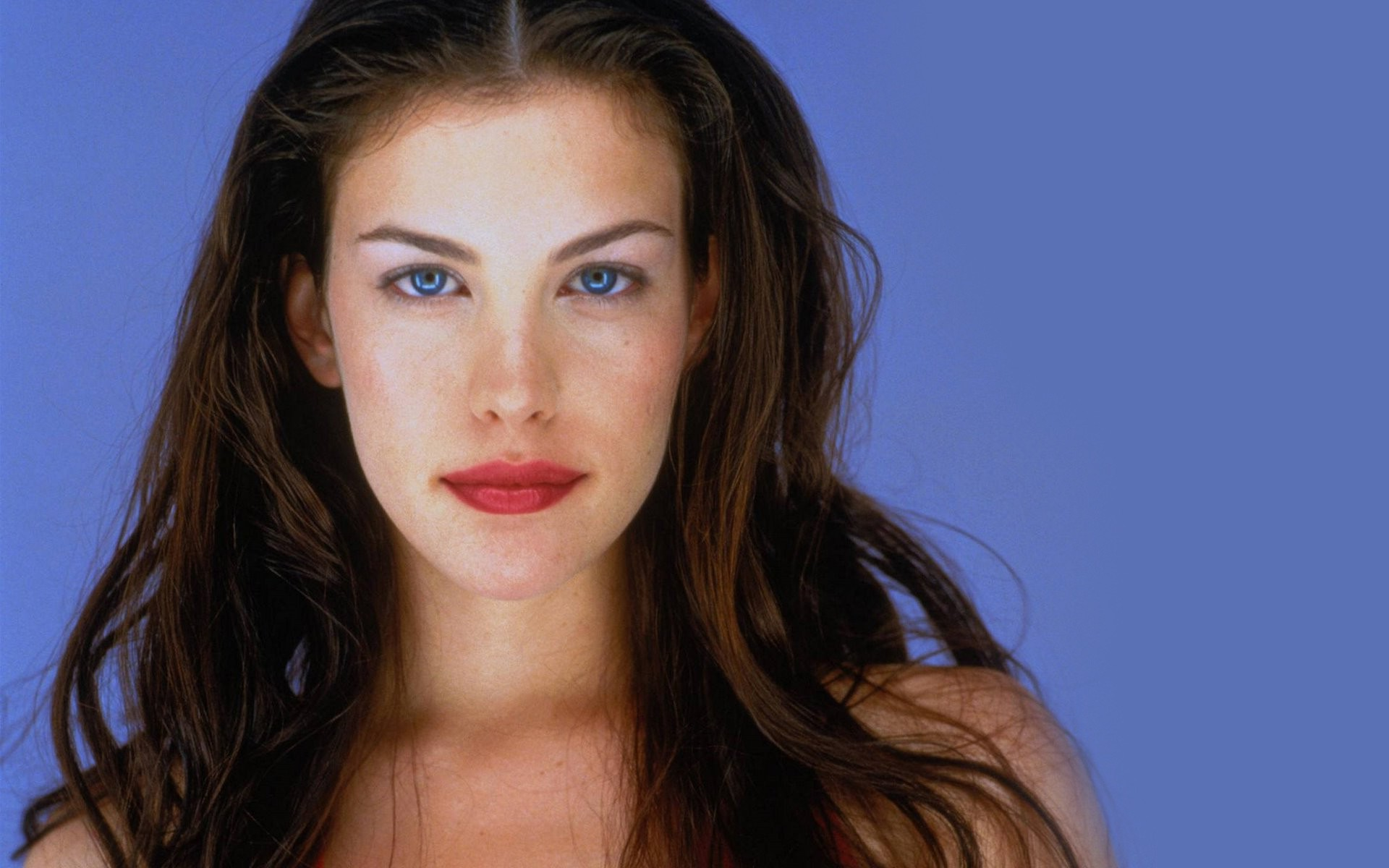 Liv Tyler widescreen wallpapers