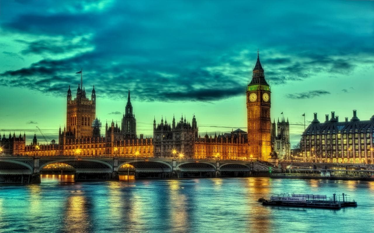London widescreen wallpapers