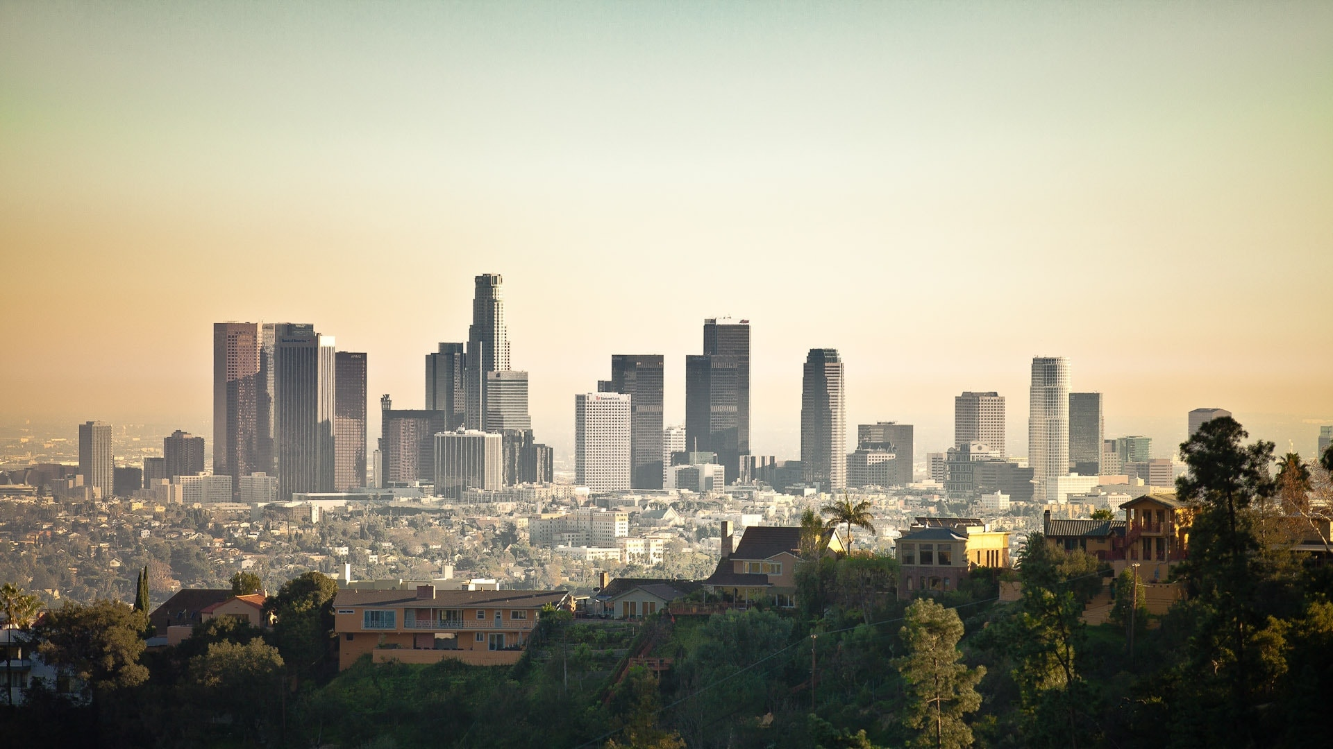 Los Angeles widescreen wallpapers