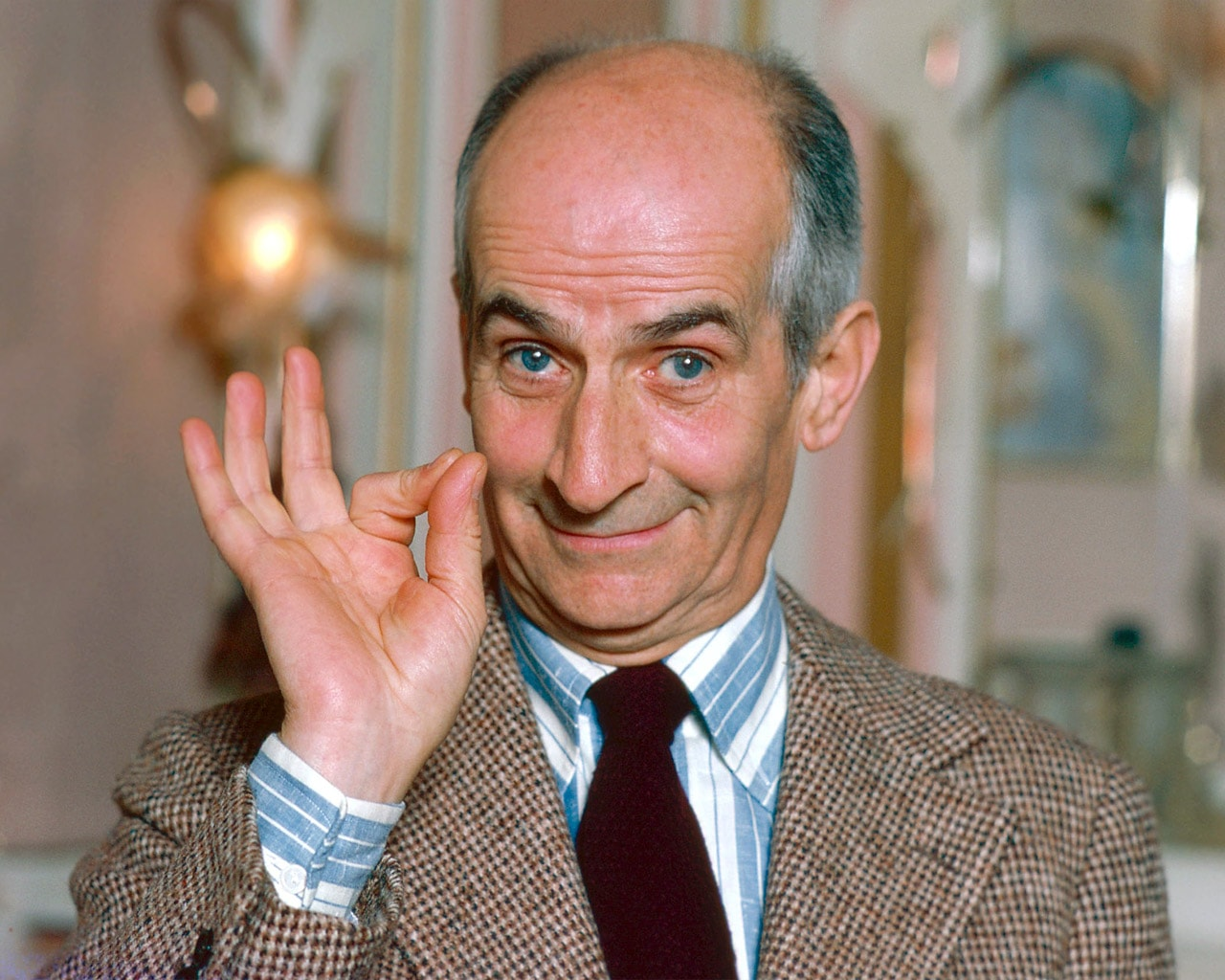 Louis de Funes widescreen wallpapers