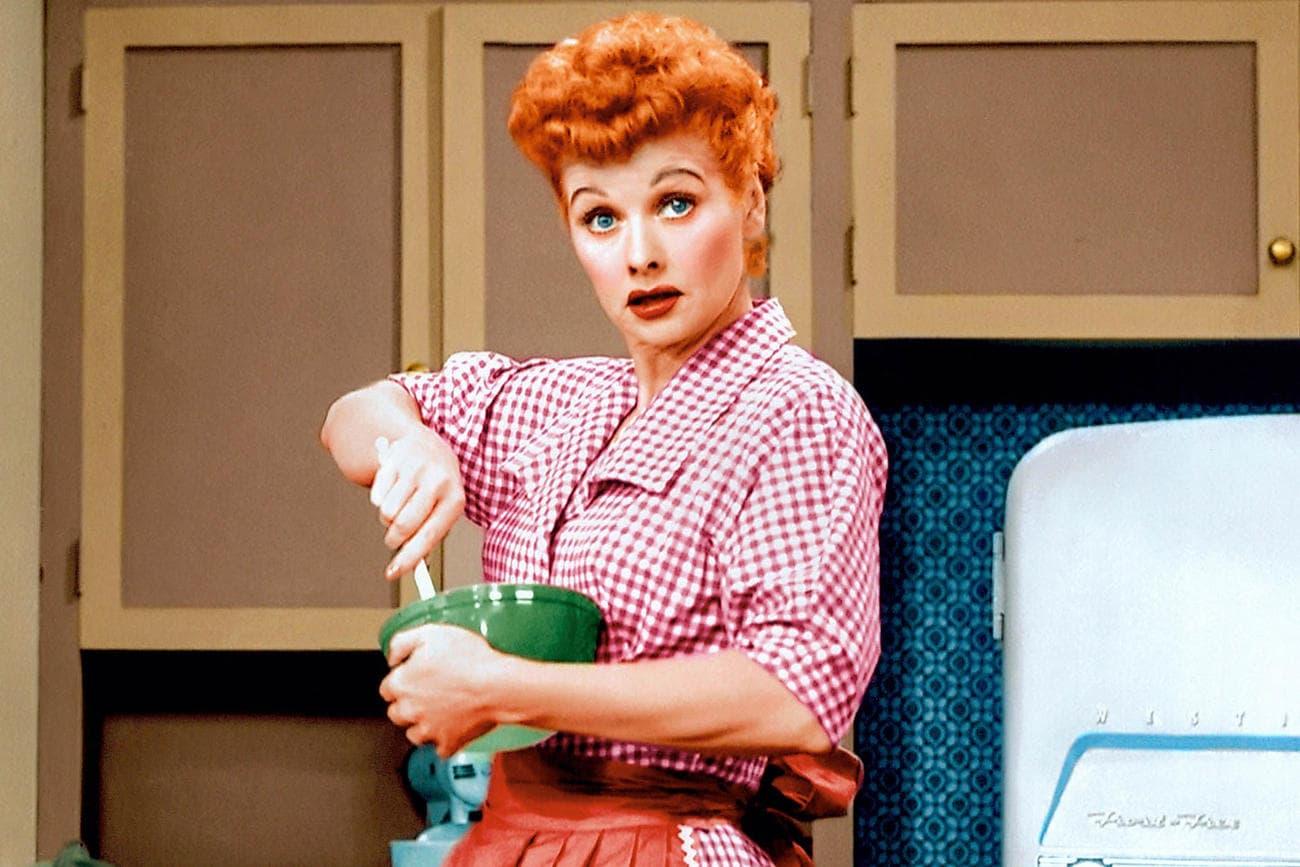 Lucille Ball widescreen wallpapers