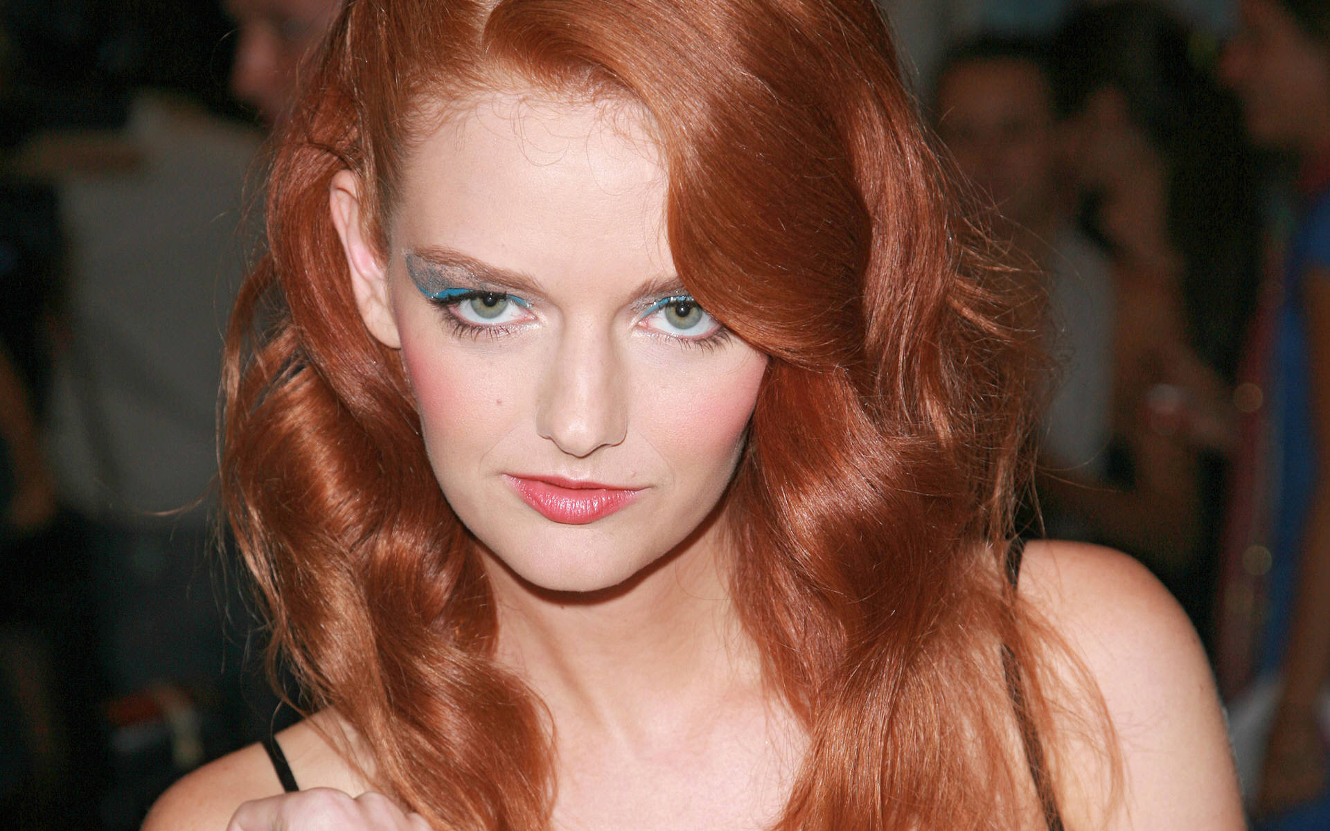 Lydia Hearst widescreen wallpapers