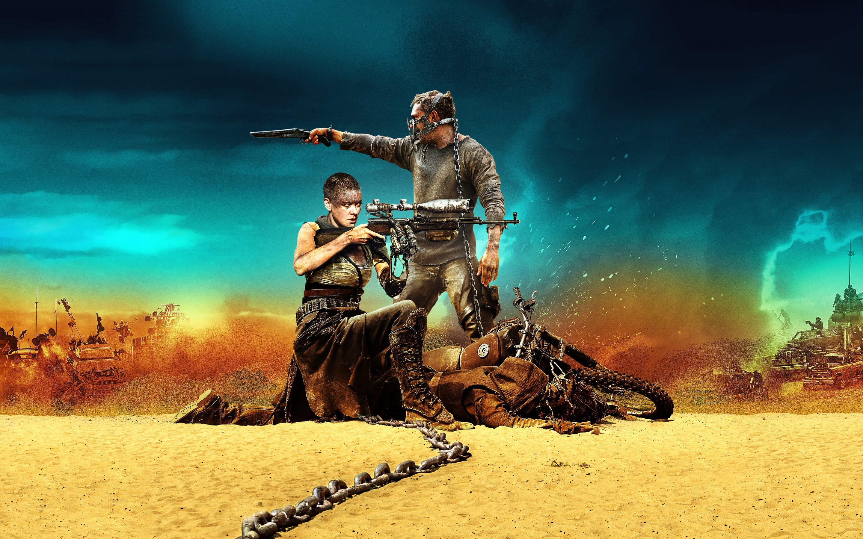 Mad Max: Fury Road widescreen wallpapers