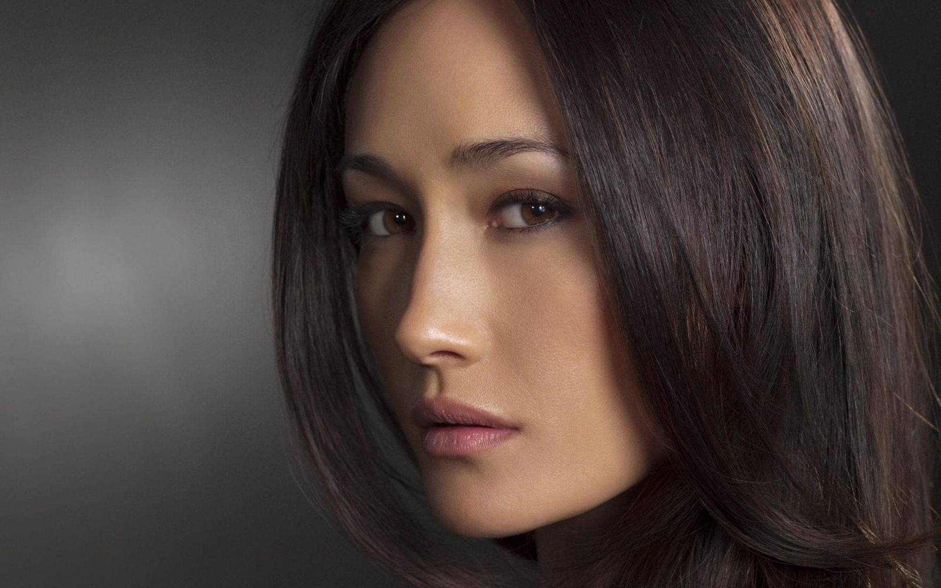 Maggie Q widescreen wallpapers