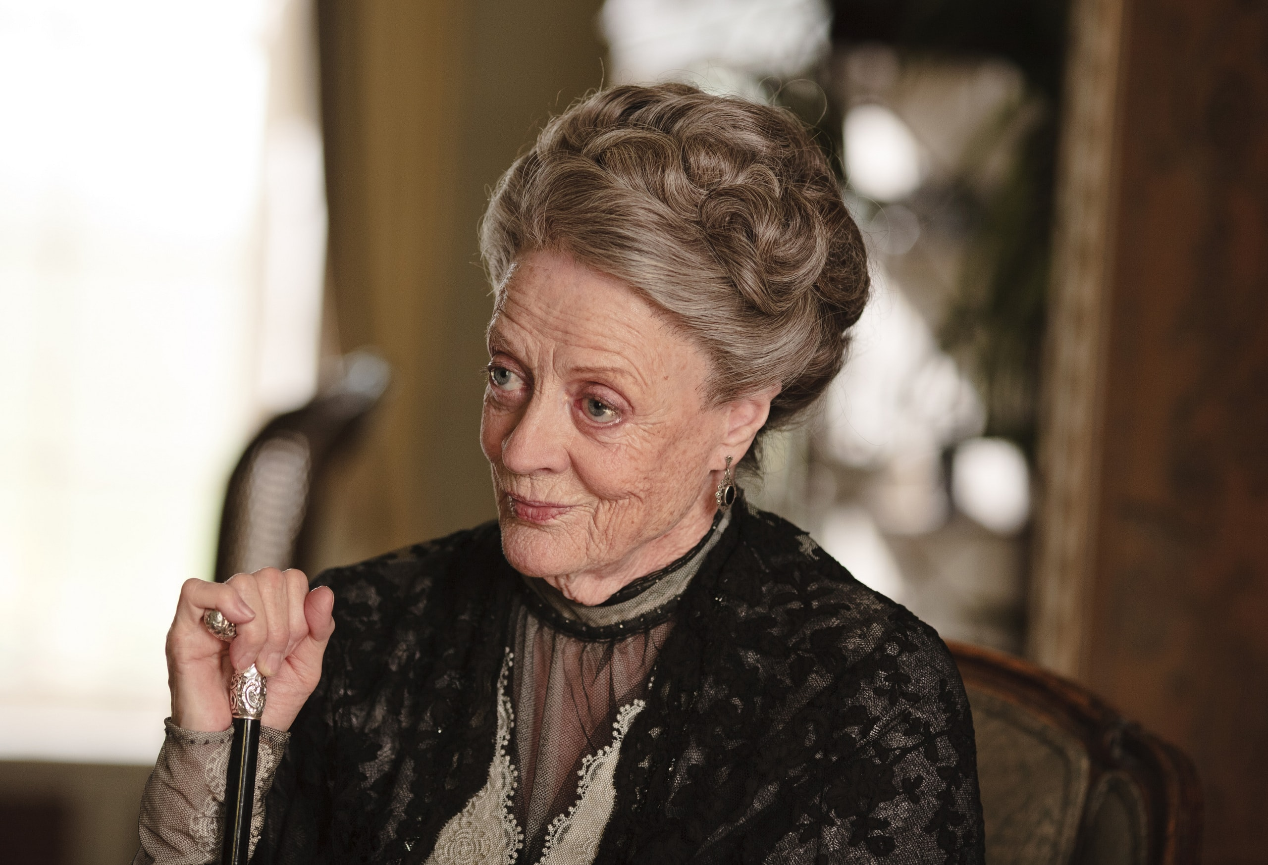 Maggie Smith widescreen wallpapers