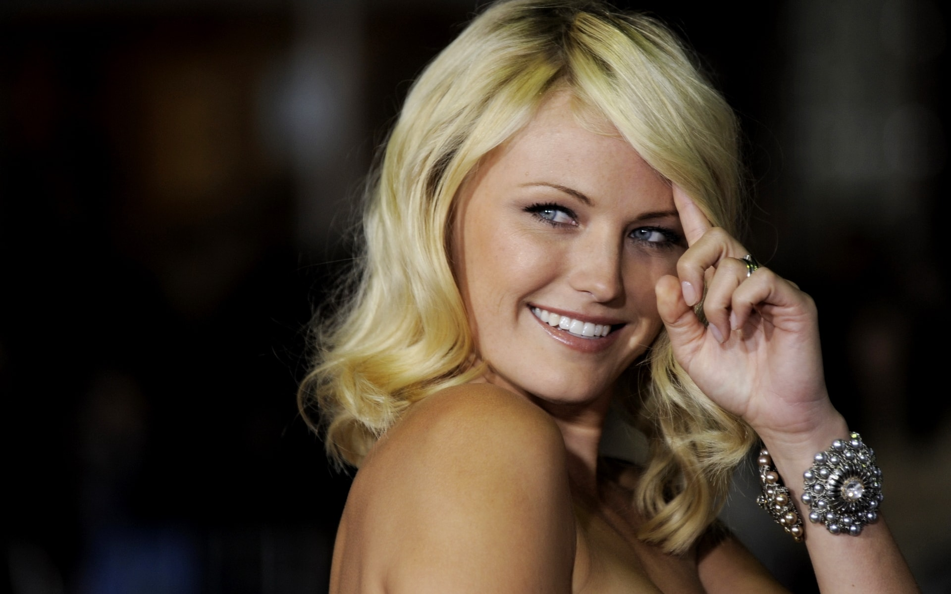 Malin Akerman widescreen wallpapers