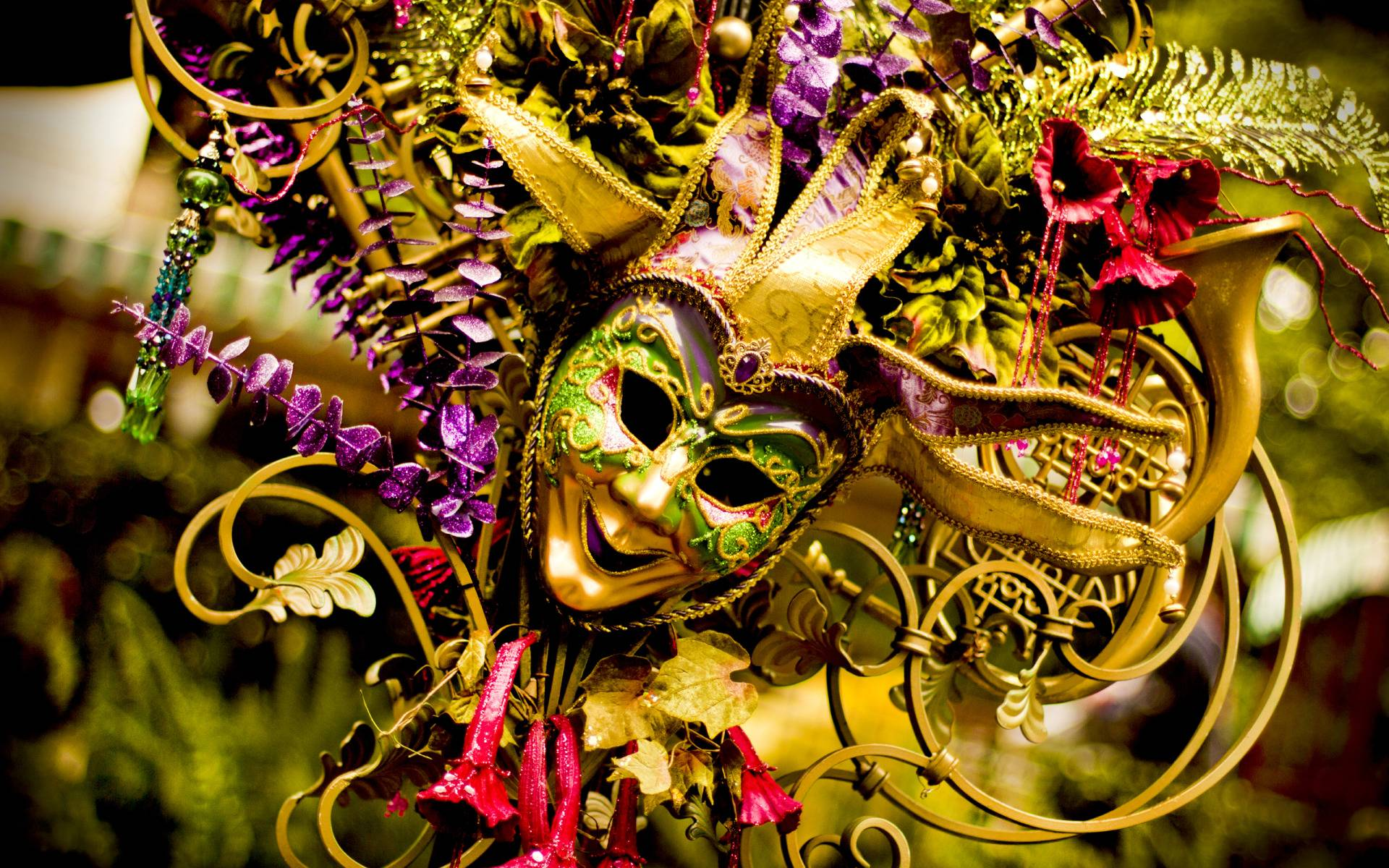 Mardi Gras widescreen wallpapers