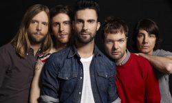 Maroon 5 widescreen wallpapers