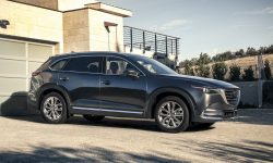 Mazda CX-9 II widescreen wallpapers