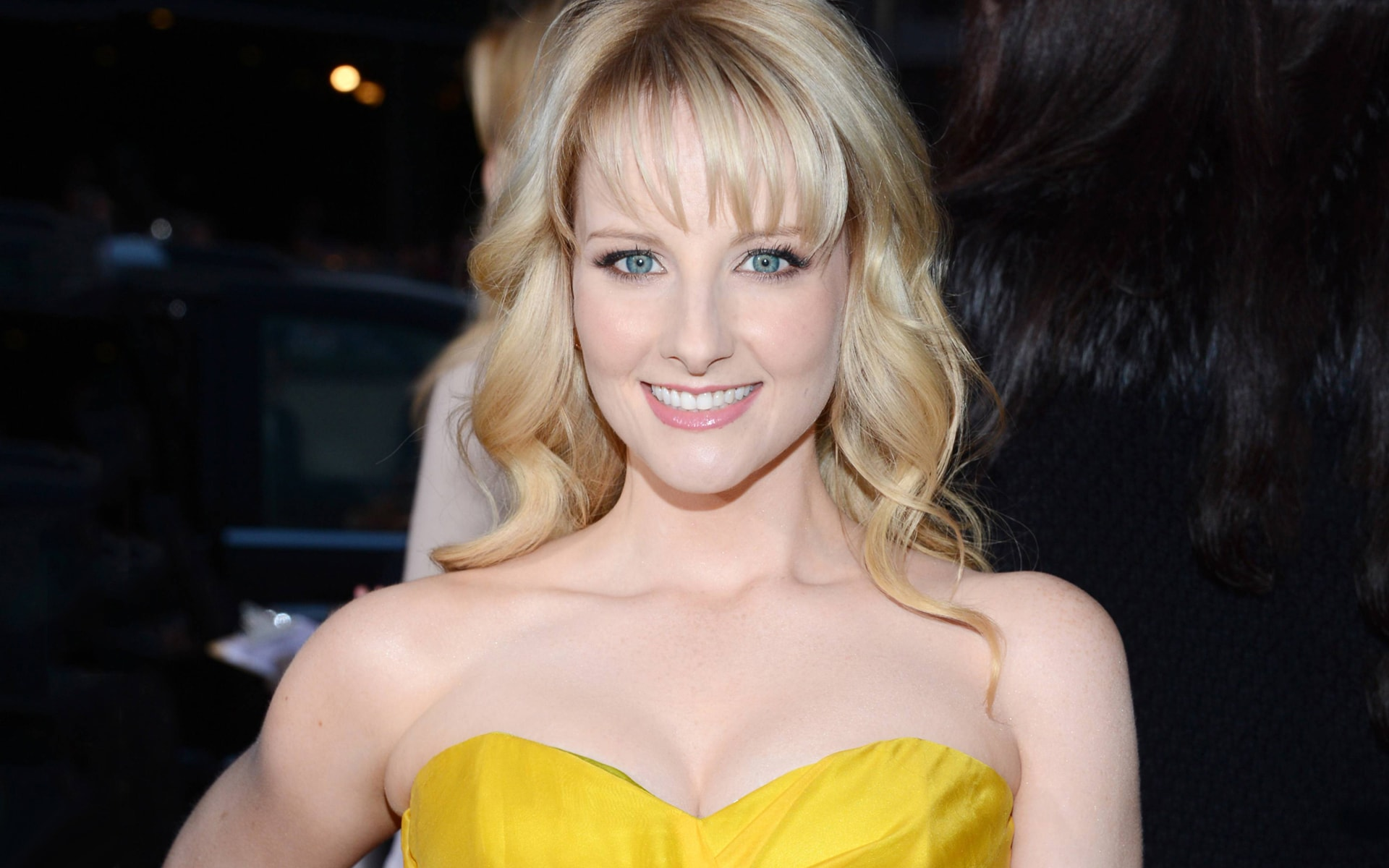 Melissa Rauch widescreen wallpapers