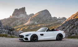 Mercedes-AMG GT Roadster widescreen wallpapers