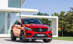 Mercedes-Benz GLE coupe wallpapers hd