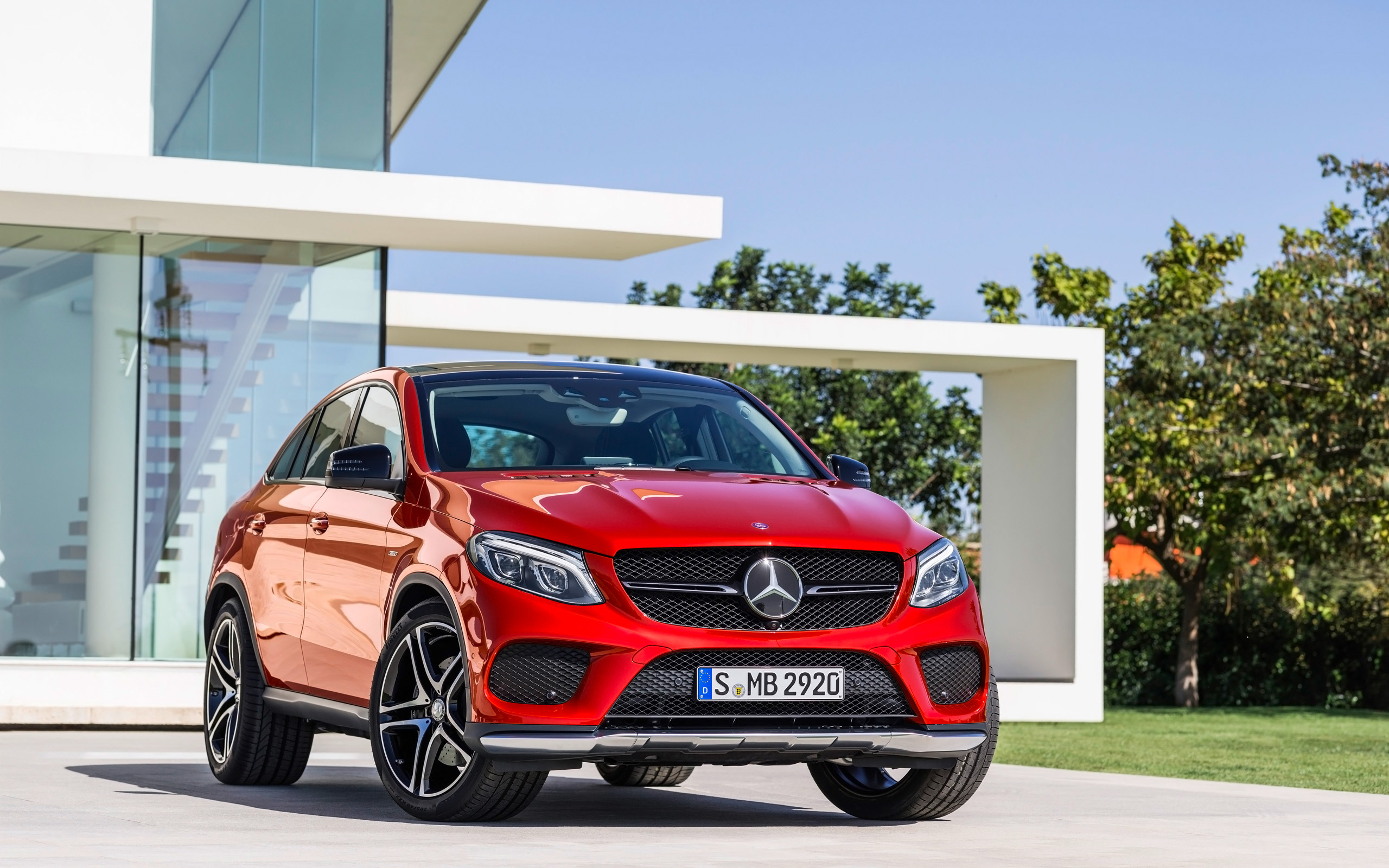 Mercedes Benz Gle Coupe Hd Wallpapers 7wallpapers Net