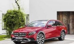 Mercedes E-Class All-Terrain widescreen wallpapers