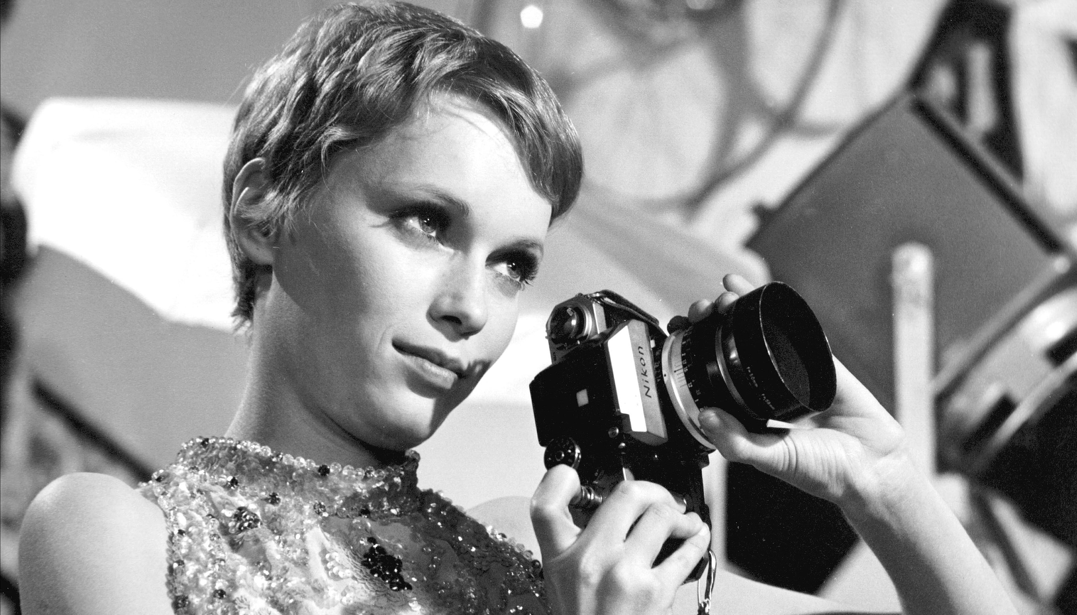 Mia Farrow widescreen wallpapers