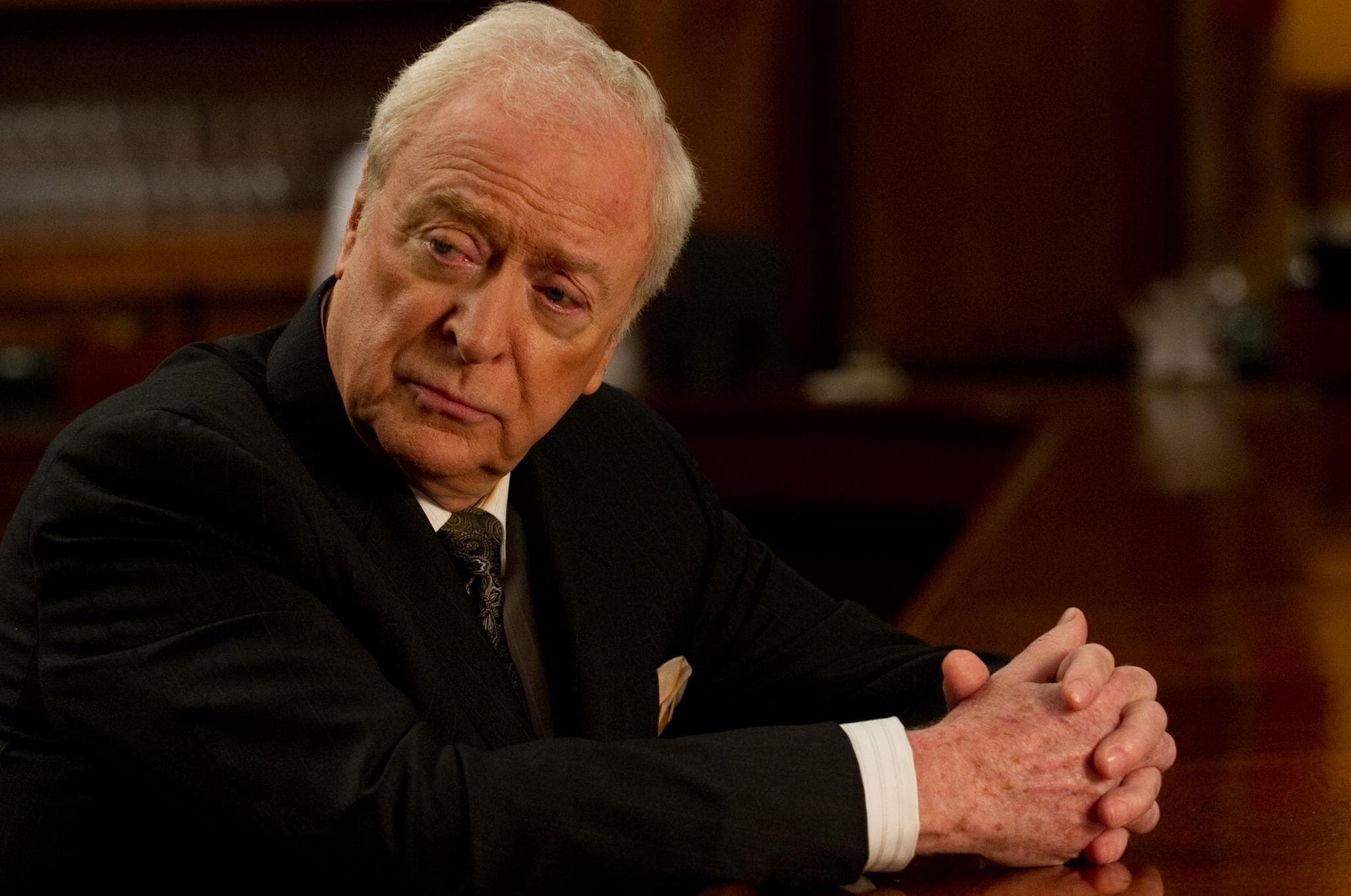 Michael Caine widescreen wallpapers