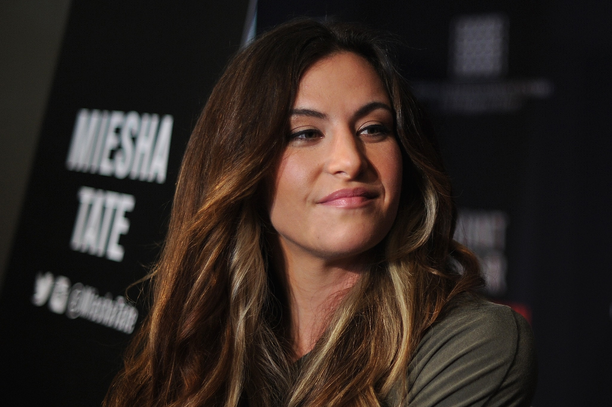 Miesha Tate widescreen wallpapers