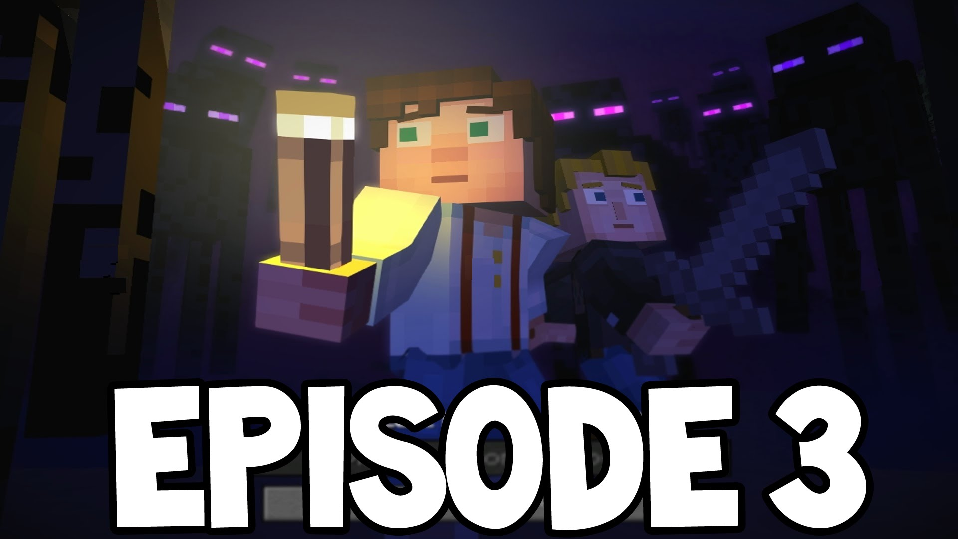 inecraft: Story Mode - Episode 3: The Last Place You Look widescreen wallpapers