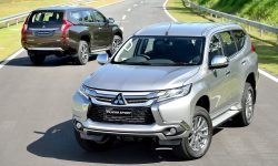Mitsubishi Pajero Sport 3 widescreen wallpapers