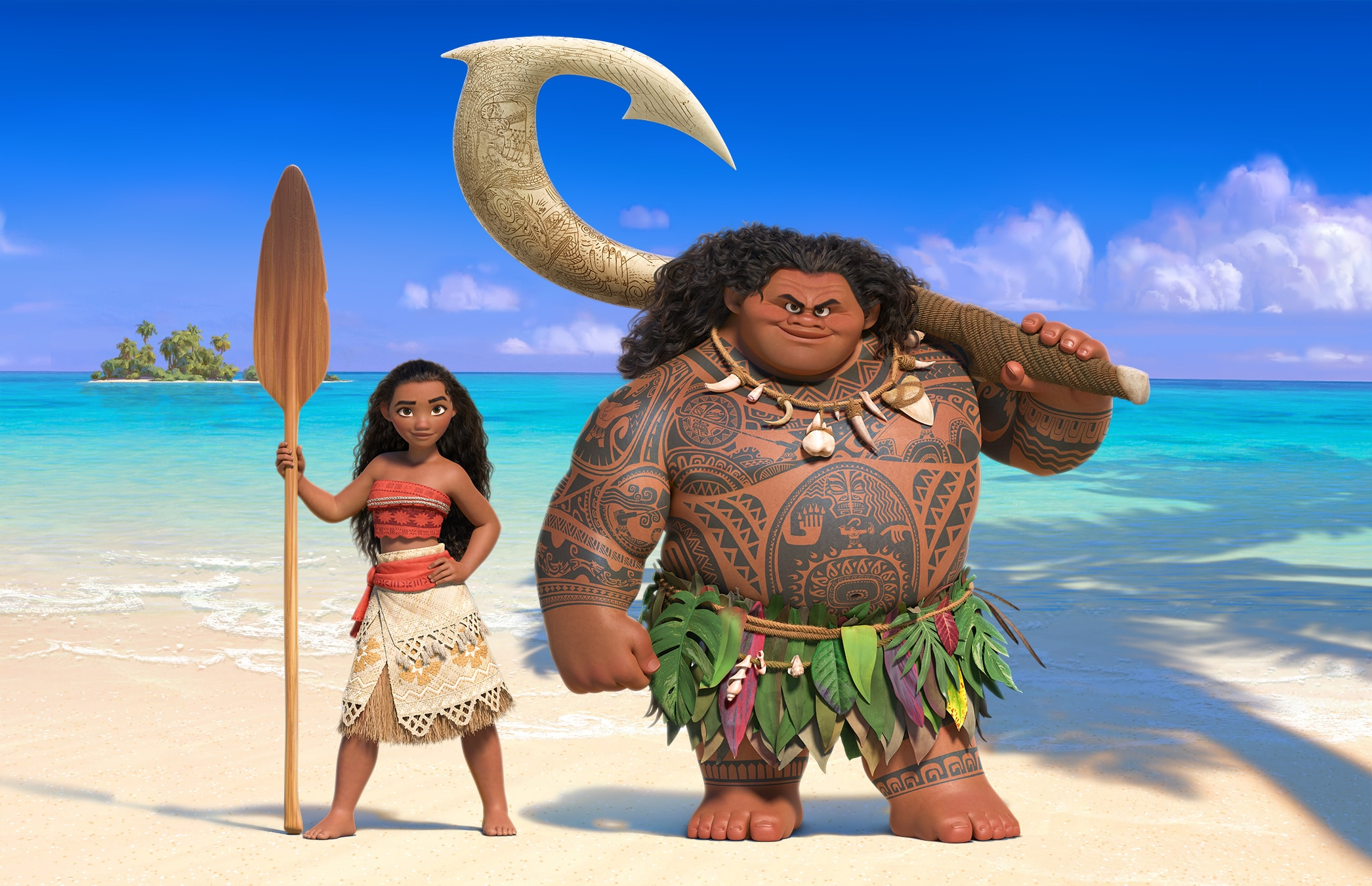 Moana widescreen wallpapers