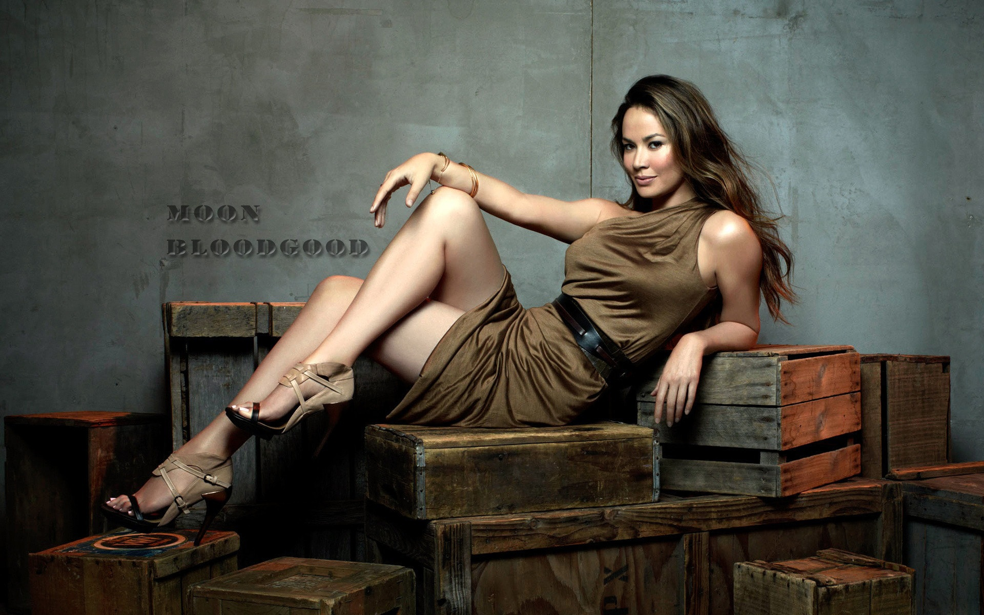 Moon Bloodgood widescreen wallpapers