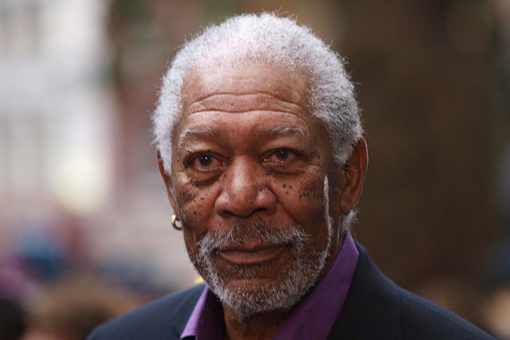 Morgan Freeman widescreen wallpapers