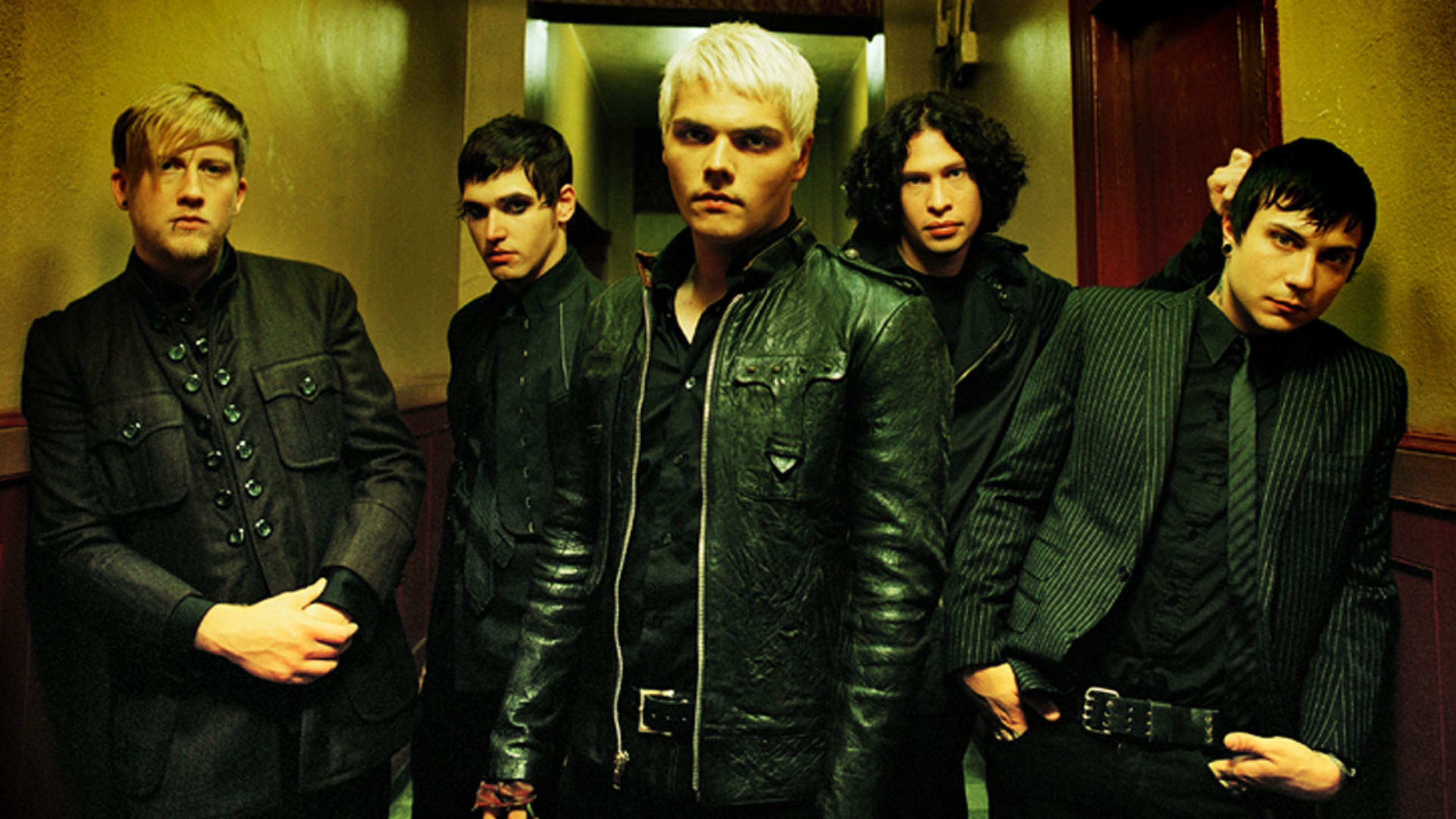 My Chemical Romance widescreen wallpapers