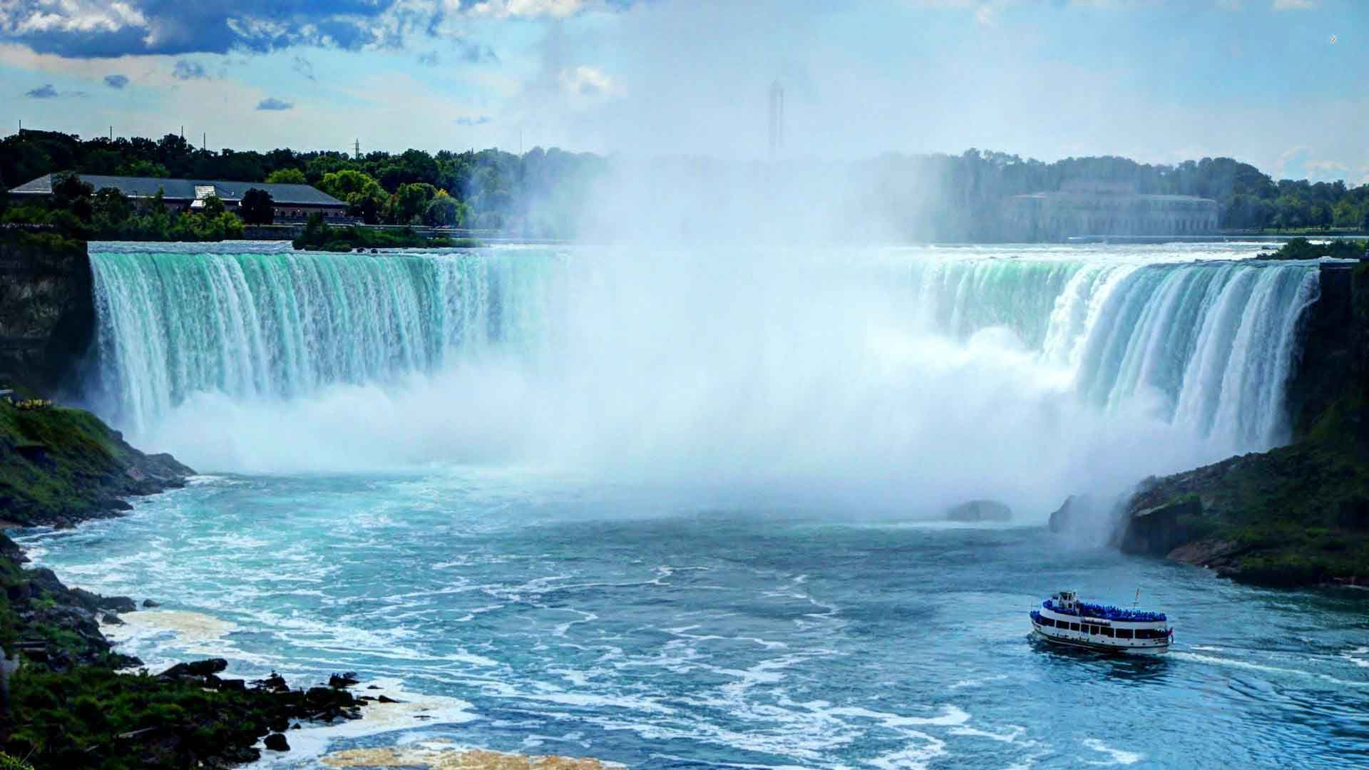 Niagara Falls widescreen wallpapers