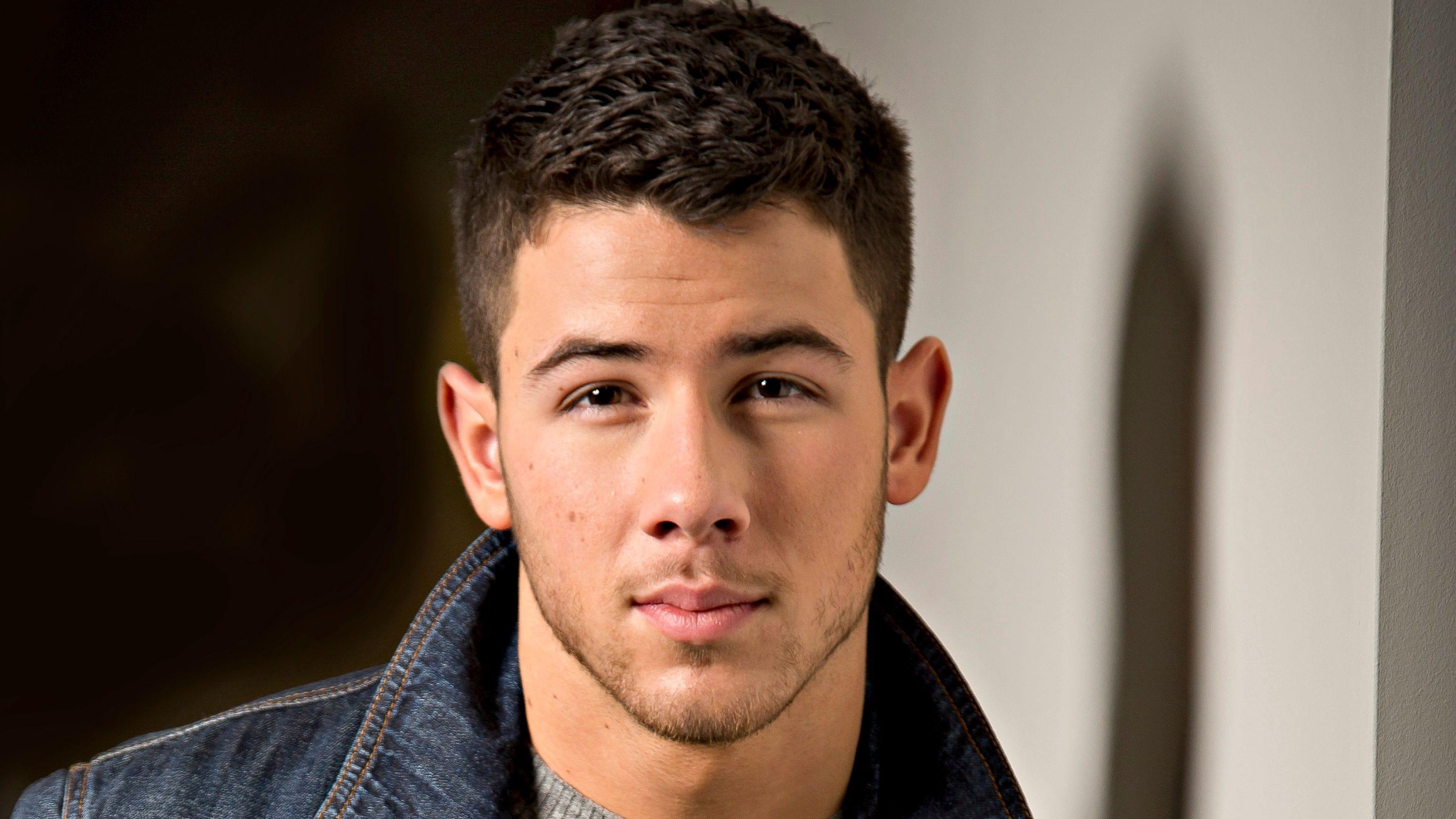 Nick Jonas widescreen wallpapers