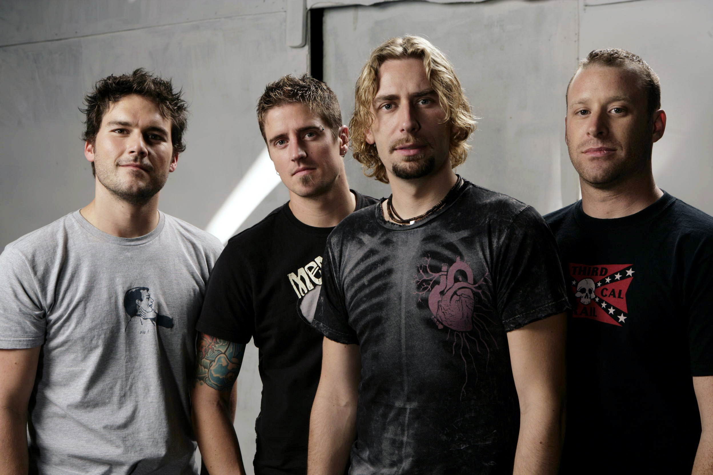 Nickelback widescreen wallpapers