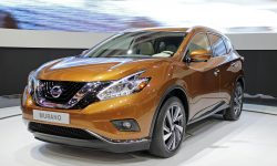 Nissan Murano 3 widescreen wallpapers