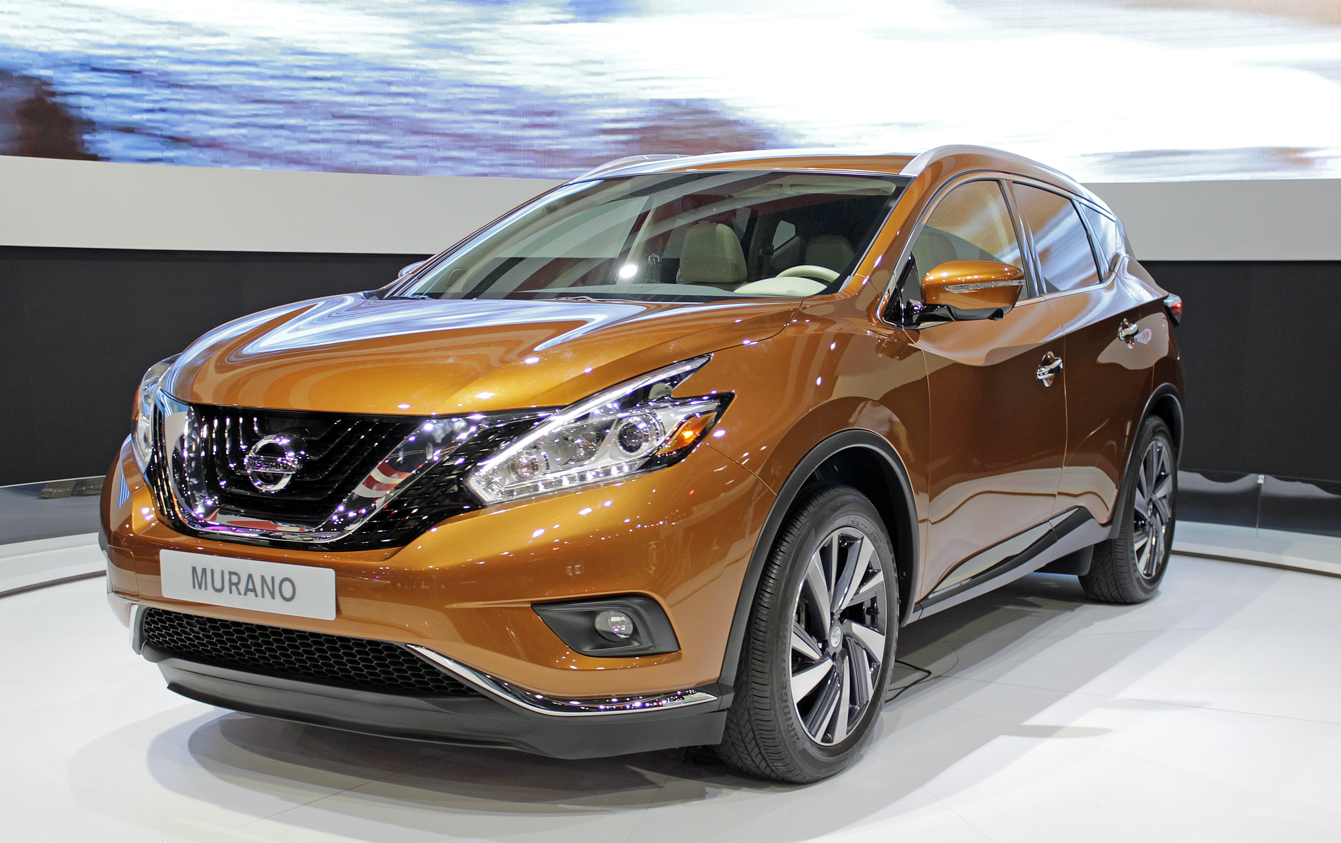 Nissan Murano 3 widescreen wallpapers