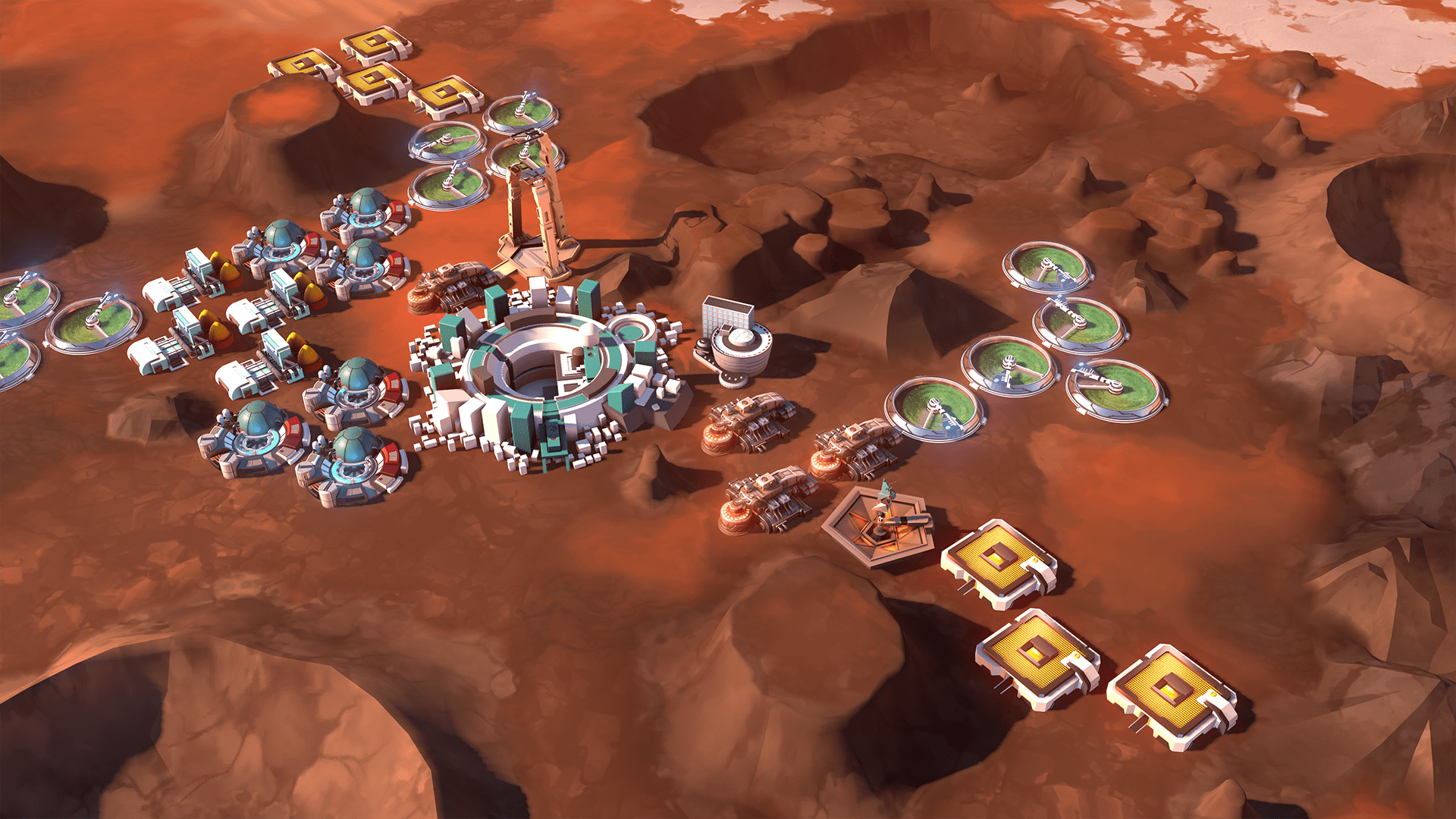Offworld Trading Company widescreen wallpapers