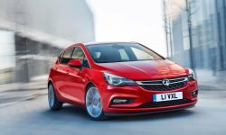 Opel Astra K widescreen wallpapers