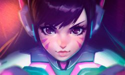 Overwatch : D.Va widescreen wallpapers