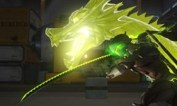 Overwatch : Genji widescreen wallpapers