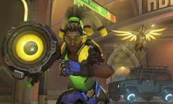 Overwatch : Lúcio Widescreen