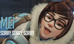 Overwatch : Mei widescreen wallpapers