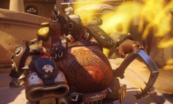 Overwatch : Roadhog widescreen wallpapers