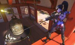 Overwatch : Widowmaker widescreen wallpapers