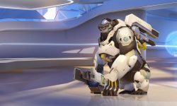 Overwatch : Winston widescreen wallpapers