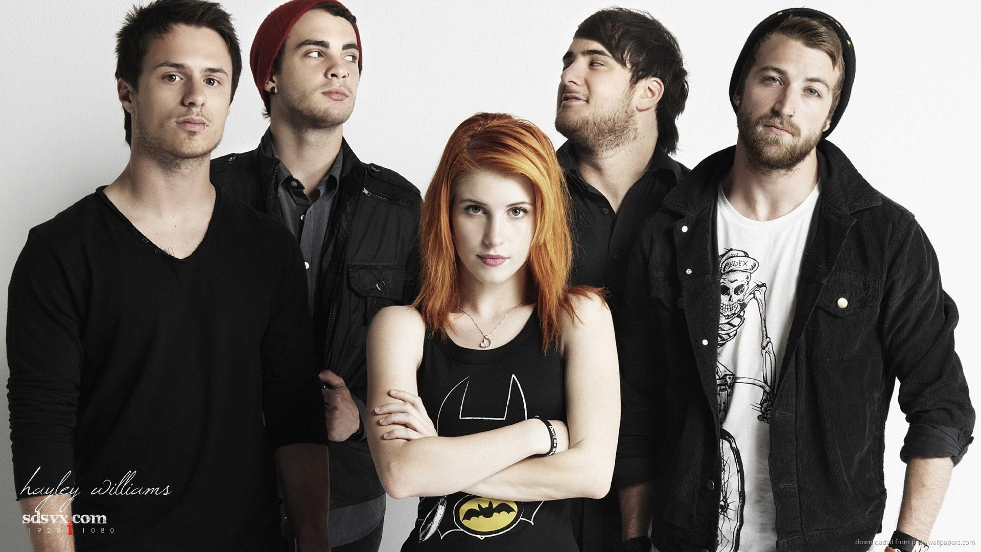 Paramore widescreen wallpapers