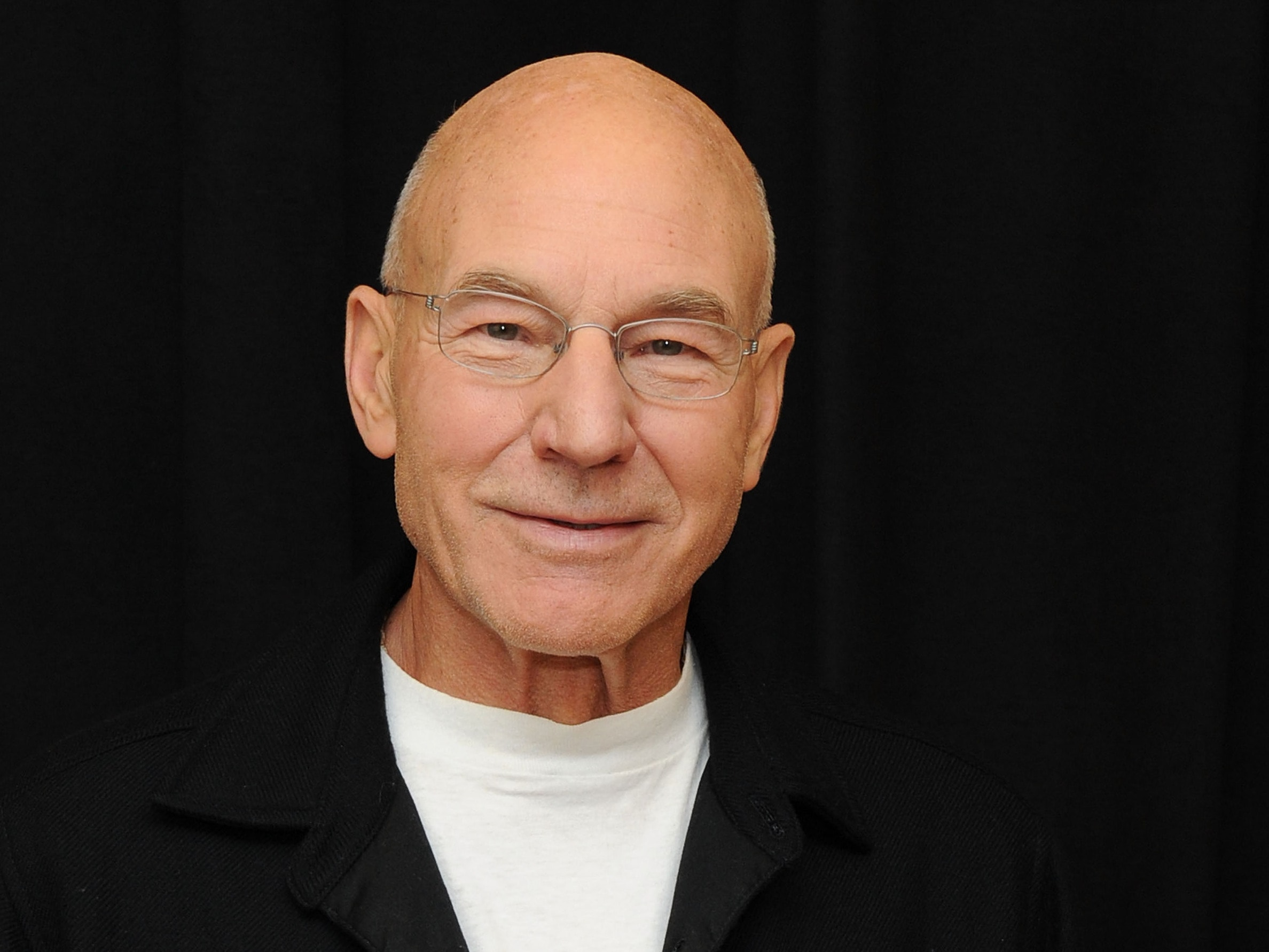 Patrick Stewart widescreen wallpapers