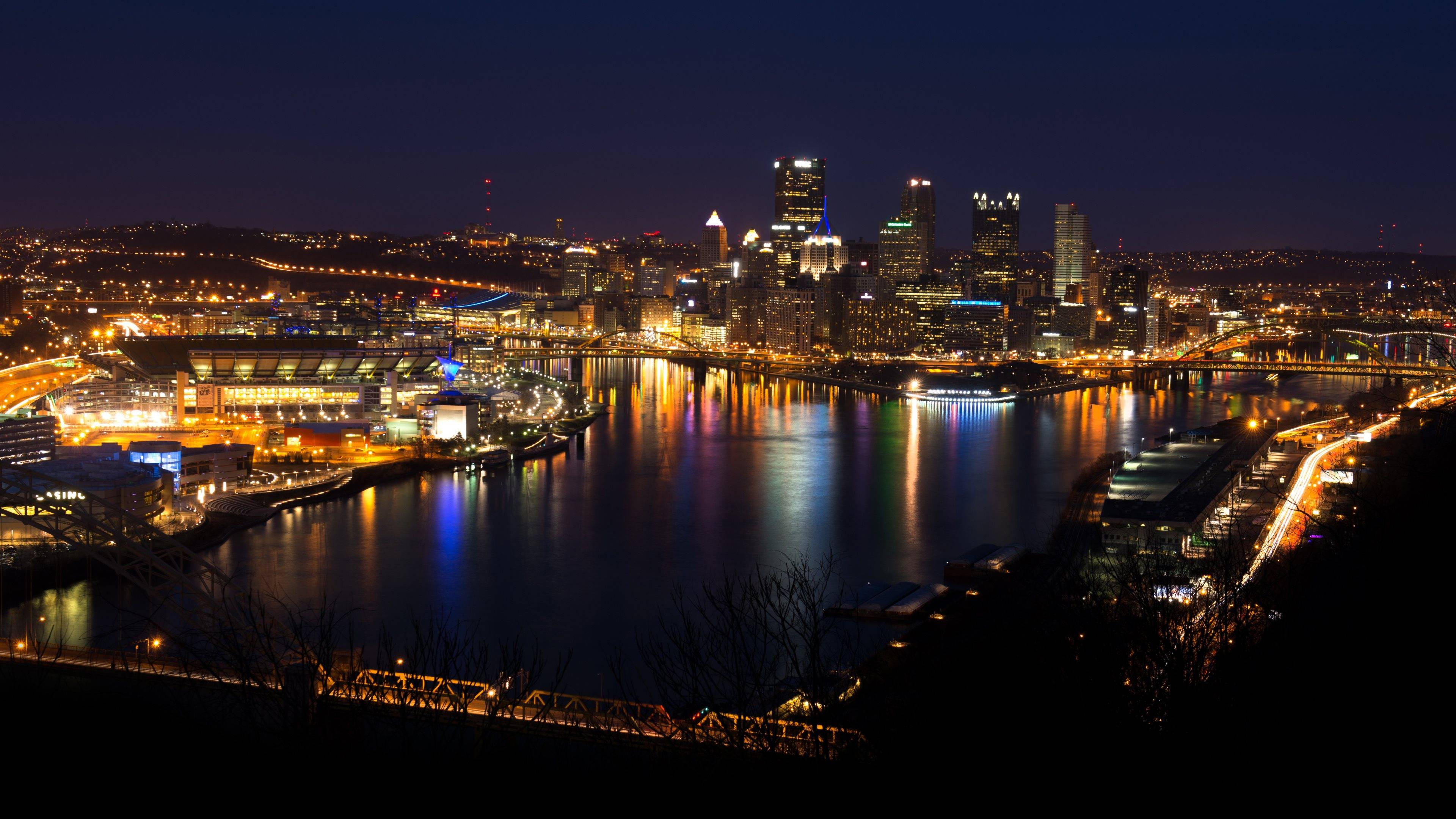 Pittsburgh widescreen wallpapers