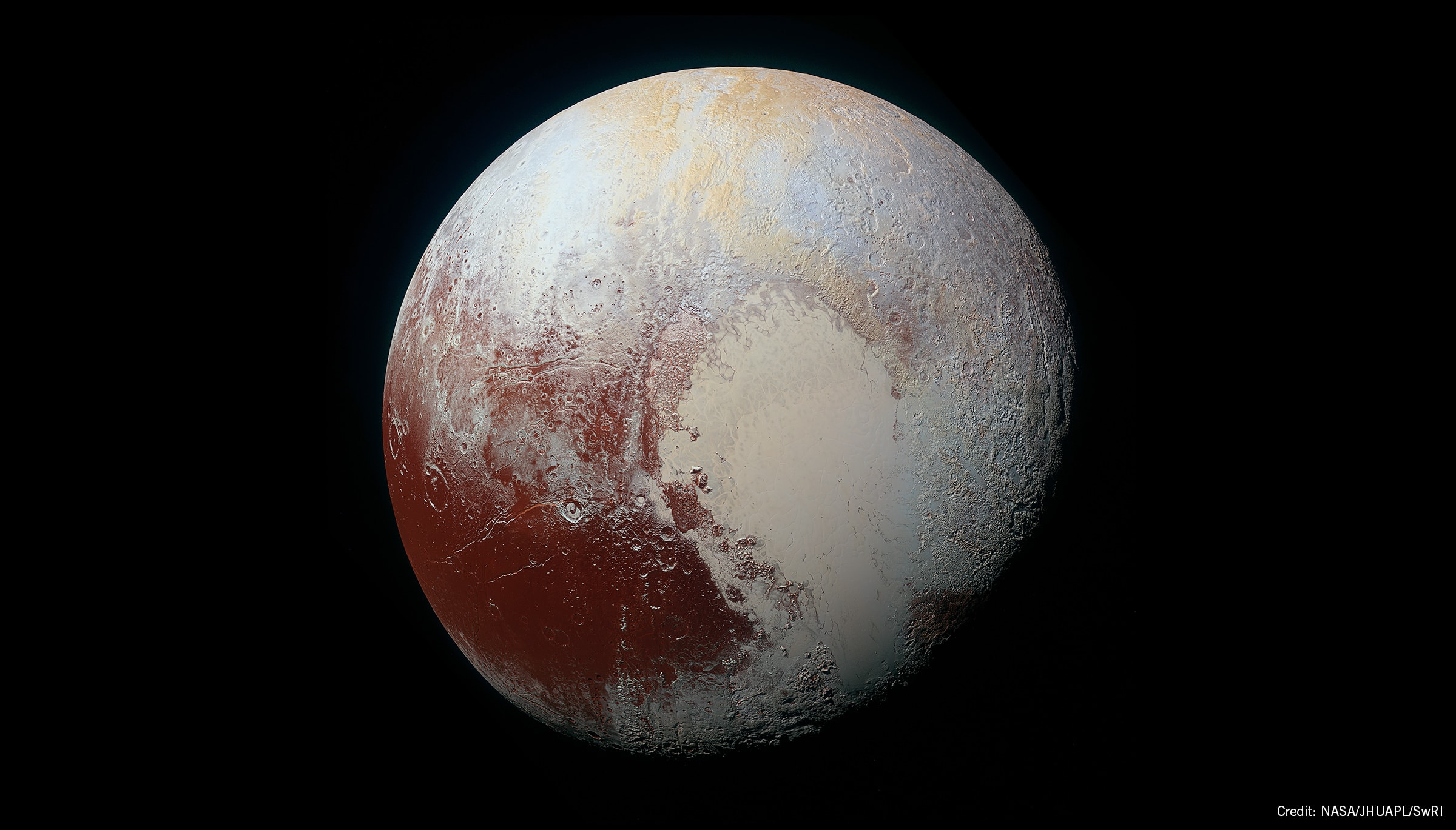 Pluto widescreen wallpapers