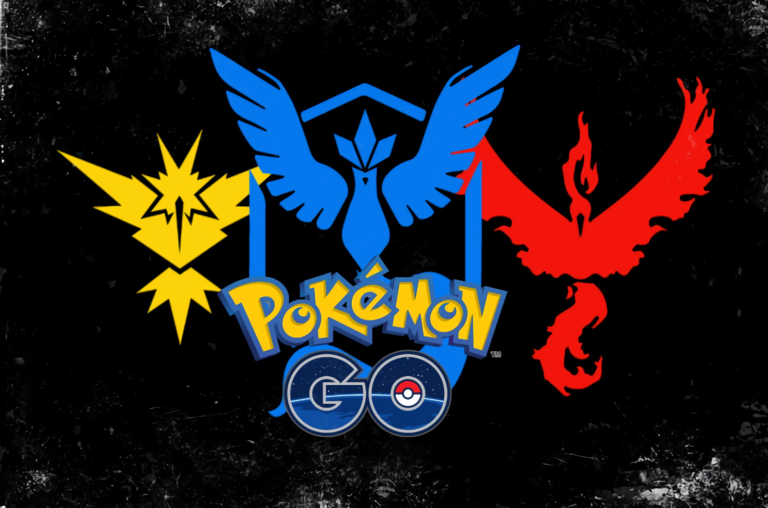 Pokemon Go widescreen wallpapers